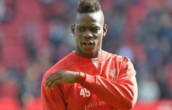 Balotelli tuyên bố 'nghỉ chơi' Liverpool
