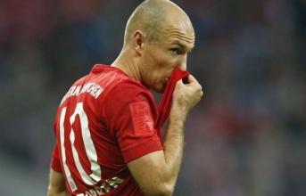 Robben: 'Sang Trung Quốc chỉ có tàn sự nghiệp'