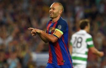 Điều khoản đặc biệt trong bản hợp đồng mới của Iniesta