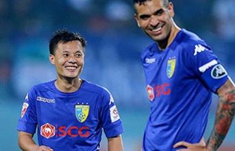 Hà Nội FC nhận tin cực vui trước trận gặp B.Bình Dương