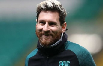 'Cho không Messi, tôi cũng không lấy'