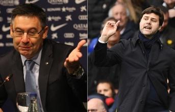 Sếp lớn Barca 'thắt chặt' mối quan hệ với Pochettino