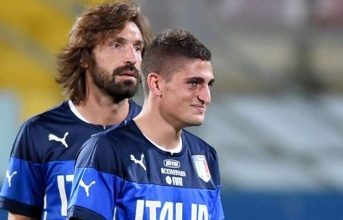 Pirlo 'nắn gân' Verratti: 'Đừng nghĩ cậu ấy là tôi'