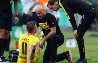 Dortmund xác nhận chấn thương nghiêm trọng của Marco Reus