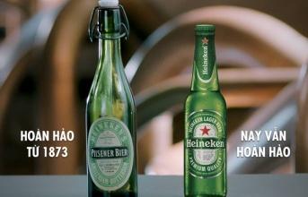 3 bí quyết tạo nên hương vị bia tuyệt hảo của Heineken