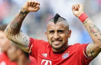 Vidal - Chiến binh không phổi của Bayern Munich