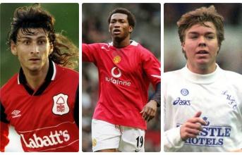 50 cầu thủ xứng danh 'thùng rác vàng' của Ngoại hạng Anh (Phần 4)