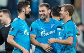 Cựu sao Chelsea nổ súng, Zenit lội ngược dòng giành vé đi tiếp