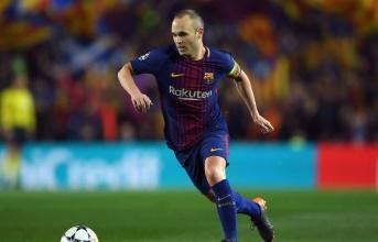 Iniesta hé lộ thời điểm tạm biệt Barcelona và Tây Ban Nha