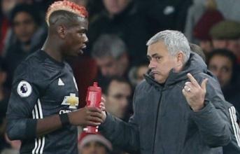 Pogba: 'Mourinho có vấn đề với tôi'