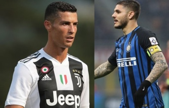 Quên Ronaldo - Messi đi, Ronaldo - Icardi cũng rất đáng xem