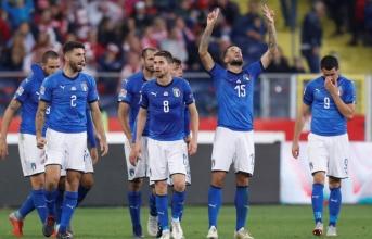 Đội tuyển Italia và cuộc cách mạng mang tên Roberto Mancini