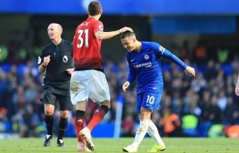 Hazard, Jorginho và những điểm yếu ngăn Chelsea vô địch Premier League mùa này