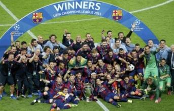 Barcelona và cái 'dớp' tại tứ kết đấu trường châu lục