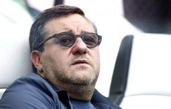 "Bất ngờ: Sao trẻ AS Roma ""cự tuyệt"" Mino Raiola"