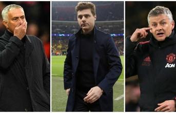Jose Mourinho và những HLV được chú ý nhất mùa giải tới