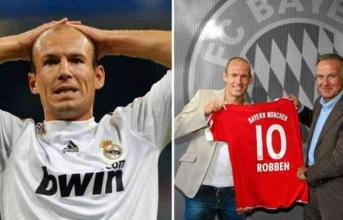 'Địa ngục' Bernabeu và 'thiên đường' Allianz, Robben nói gì về cả 2?