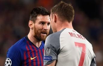 SỐC! Messi cay cú gọi sao Liverpool là 'con lừa'