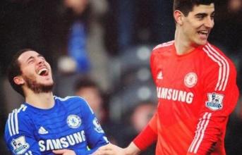 Hazard tiết lộ câu nói của Courtois dẫn tới quyết định đến Real