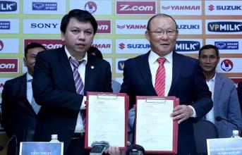 Tái ký hợp đồng với thầy Park: Thử thách năng lực của VFF
