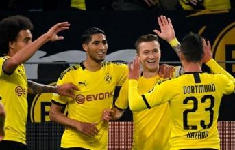Đội hình tiêu biểu vòng 8 Bundesliga: Dortmund trở lại