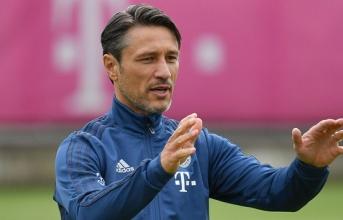 'Niko Kovac vẫn là HLV phù hợp với Bayern Munich'