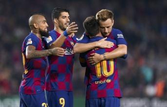 5 cái tên NHM Barca muốn 'cuốn gói' khỏi Camp Nou càng sớm càng tốt