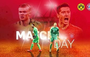 TRỰC TIẾP Dortmund - Bayern Munich: Hiệp 1 bắt đầu