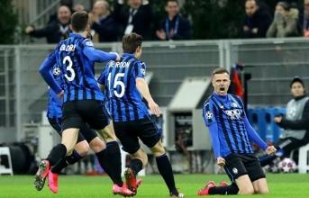 Atalanta gánh cả hy vọng của Italy tại Champions League