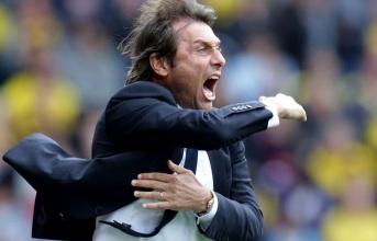 Premier League: Hãy cẩn thận với Chelsea của Antonio Conte!