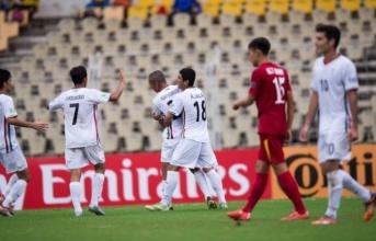 Thua đậm U16 Iran, U16 Việt Nam tạm gác giấc mơ World Cup