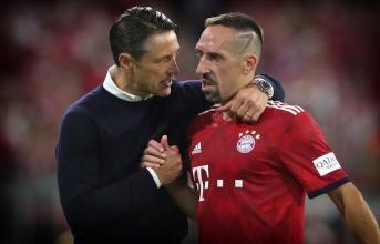 Franck Ribery: 'Tôi sẽ chơi bóng đến năm 38 tuổi'