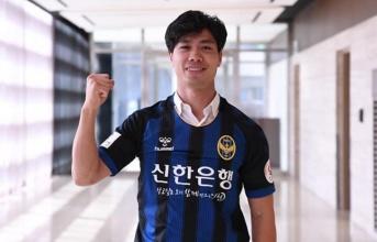 HLV Incheon: 'Lúc này tôi không kỳ vọng quá nhiều ở Công Phượng'