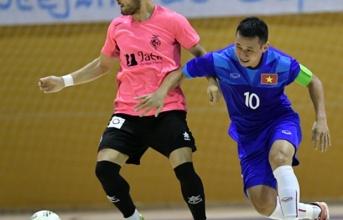 ĐT Futsal Việt Nam thua đậm trước khi rời Tây Ban Nha