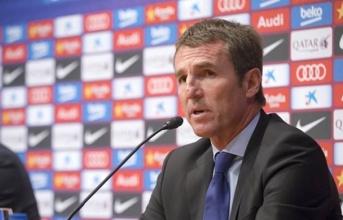 Giám đốc Barcelona tự tin chiêu mộ thành công Alcacer