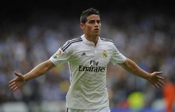 Thắng trận, Zidane chốt tương lai James Rodriguez
