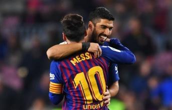 NÓNG! Messi lập kỷ lục kiến tạo khó tin sau bàn thắng của Suarez