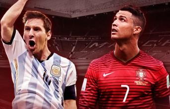 'Ronaldo thống trị thế giới, nhưng Messi thì đứng trên tất cả'