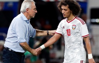 Thắng Việt Nam hay không, tuyển UAE vẫn sẽ đến Qatar