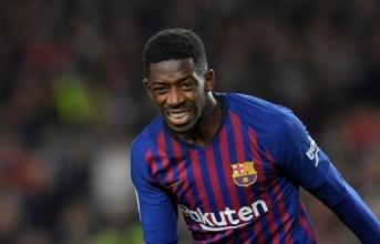 Chấm điểm Barca sau trận Levante: Sự hy sinh của 'bom tấn' Dembele