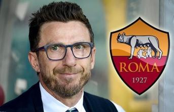 Roma chính thức gia hạn với HLV Di Francesco
