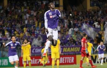 Tiền đạo Pape Omar nói gì khi đối thủ tại AFC Cup là Becamex Bình Dương?