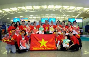 Fan Việt đổ bộ sang UAE tiếp lửa thầy trò HLV Park Hang-seo
