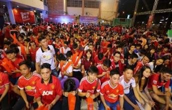 Fan Việt lùng vé xem trận Man United của Solskjaer đấu Inter Milan tại Singapore