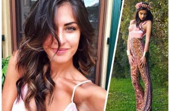 Giulia Coppini - Mỹ nhân bikini nắm giữ trái tim quý tử nhà Simeone
