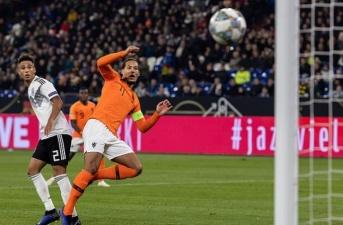 Highlights: Đức 2-2 Hà Lan (Bảng 1 Leage A - Nation Leageu 2019-2019)