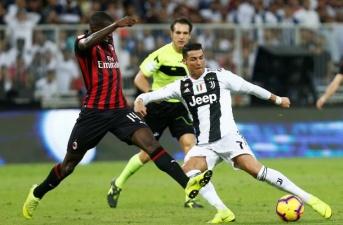 Highlights: Juventus 1-0 AC Milan (Siêu cúp Italy)