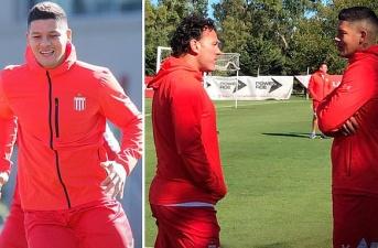 Marcos Rojo sang CLB khác tập luyện dù vẫn là người của Man Utd