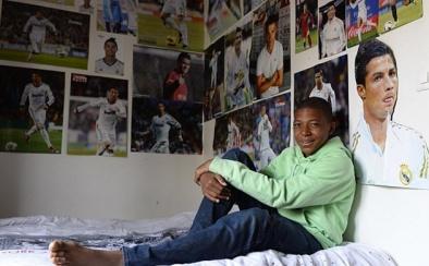 Nhờ Ronaldo, Juventus sẽ đánh bại Real Madrid để có Mbappe?