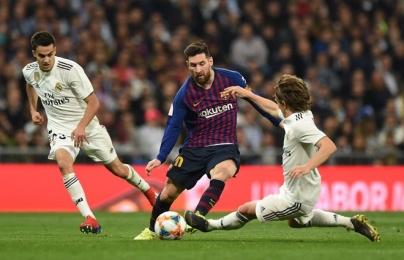 Siêu kinh điển: Ván bài then chốt cả mùa giải của Real và Barcelona